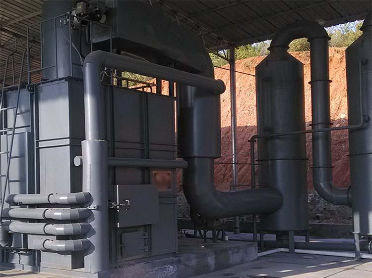 RTO蓄热燃烧设备