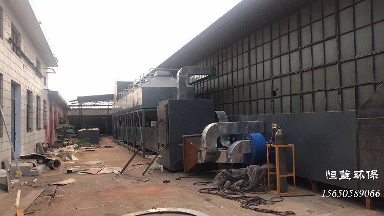 VOC催化燃烧装置有什么性